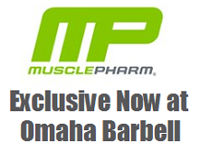 MusclePharmProducts_Omaha Barbell